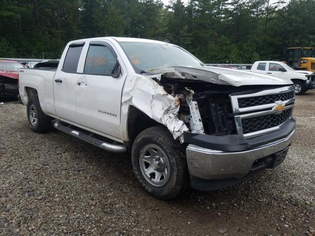 Salvage cars for sale from Copart Lyman, ME: 2014 Chevrolet Silverado
