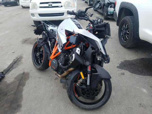 KTM Motorcycle salvage cars for sale: 2017 KTM Motorcycle