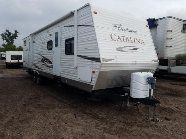 Coachmen Catalina salvage cars for sale: 2012 Coachmen Catalina