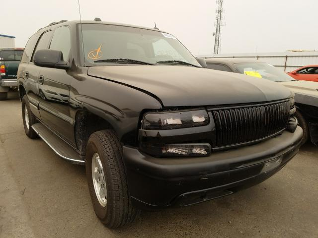 Chevrolet Tahoe C150 salvage cars for sale: 2005 Chevrolet Tahoe C150