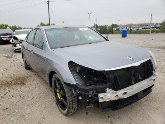 Salvage cars for sale from Copart Indianapolis, IN: 2016 Hyundai Equus Sign