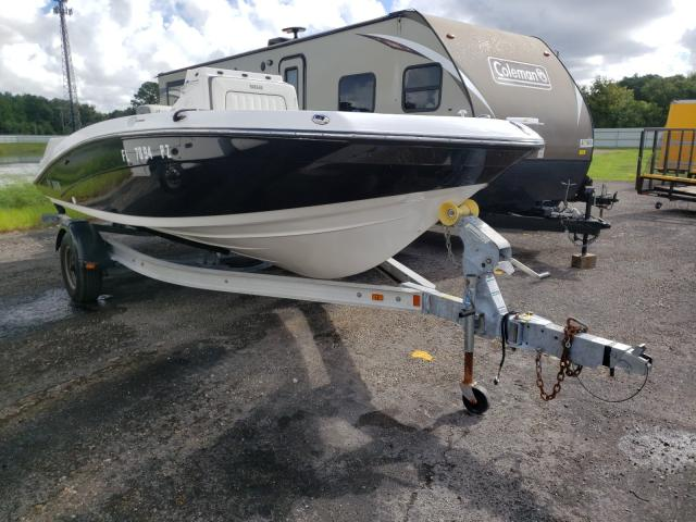 Salvage cars for sale from Copart Jacksonville, FL: 2016 Yamaha Boat