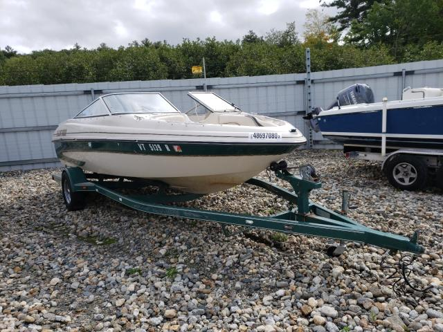 Salvage 2002 Glastron BOAT for sale