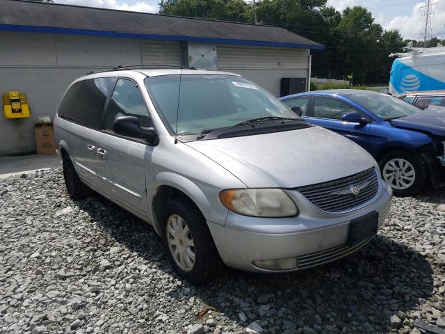 2002 Chrysler Town & Country for sale in Mebane, NC