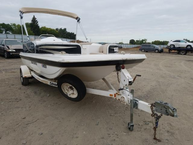 Salvage 2013 Hurricane FD198RE for sale