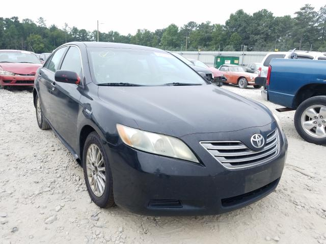 Salvage cars for sale from Copart Ellenwood, GA: 2008 Toyota Camry Hybrid