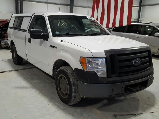 Salvage cars for sale from Copart Greenwood, NE: 2010 Ford F150