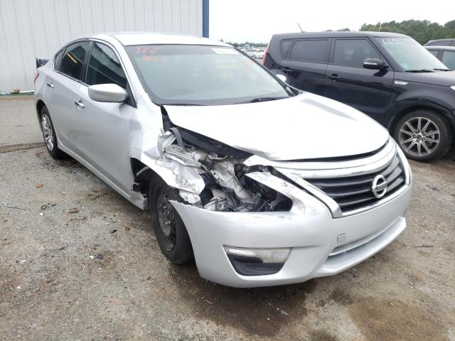 Salvage cars for sale from Copart Shreveport, LA: 2013 Nissan Altima 2.5