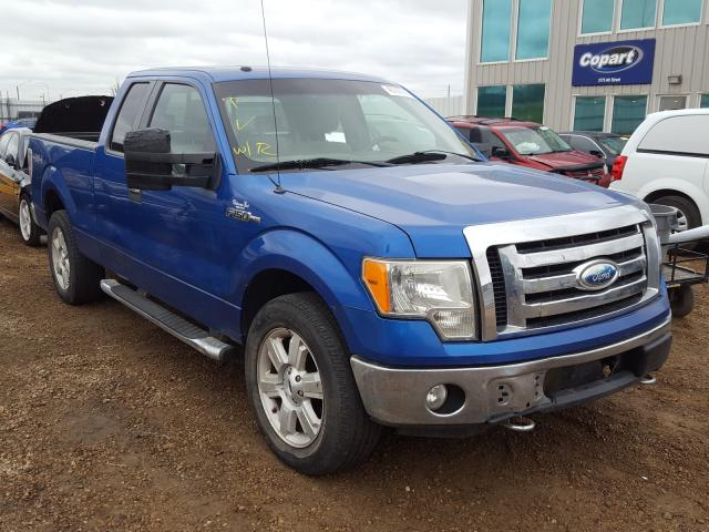 Ford F150 Super salvage cars for sale: 2009 Ford F150 Super