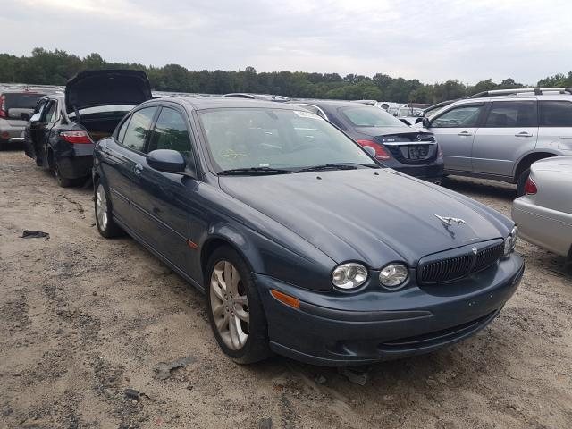 Jaguar X-Type salvage cars for sale: 2002 Jaguar X-Type