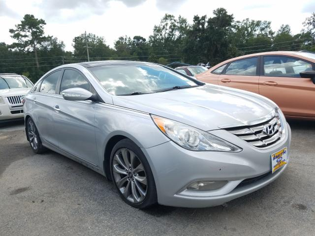 Salvage cars for sale from Copart Savannah, GA: 2012 Hyundai Sonata SE