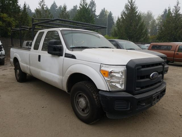 Ford F-250 salvage cars for sale: 2015 Ford F-250