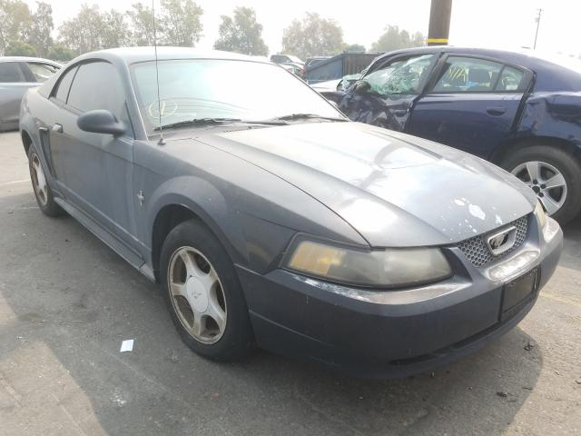 Salvage cars for sale from Copart Colton, CA: 2003 Ford Mustang