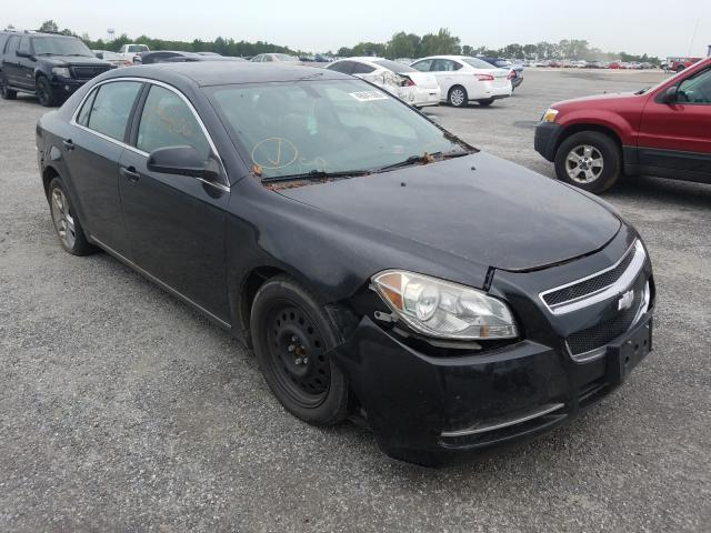 Salvage cars for sale from Copart Fredericksburg, VA: 2010 Chevrolet Malibu 1LT