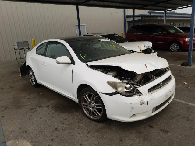 Scion TC salvage cars for sale: 2006 Scion TC