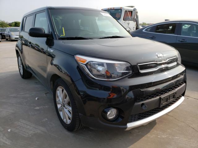 2017 KIA Soul + for sale in Grand Prairie, TX