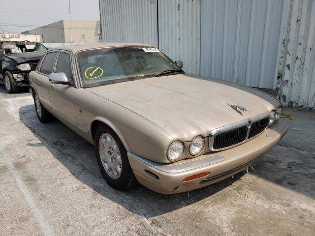 Jaguar salvage cars for sale: 2002 Jaguar XJ8