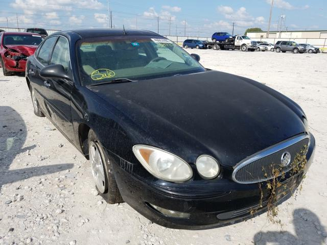 Salvage cars for sale from Copart Haslet, TX: 2005 Buick Lacrosse C