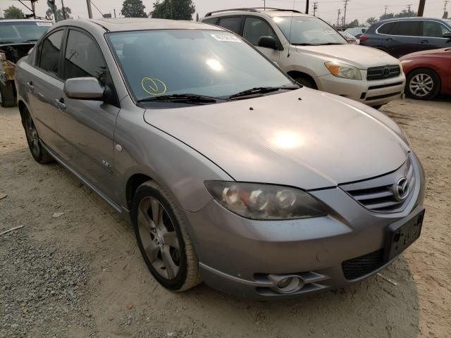 Mazda salvage cars for sale: 2006 Mazda 3 S