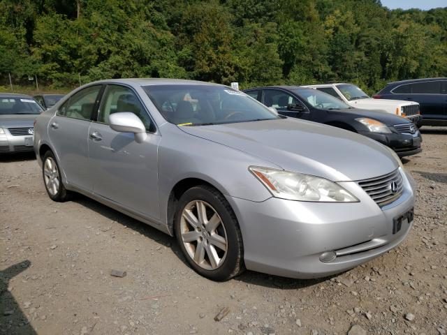 Salvage cars for sale from Copart Marlboro, NY: 2007 Lexus ES 350