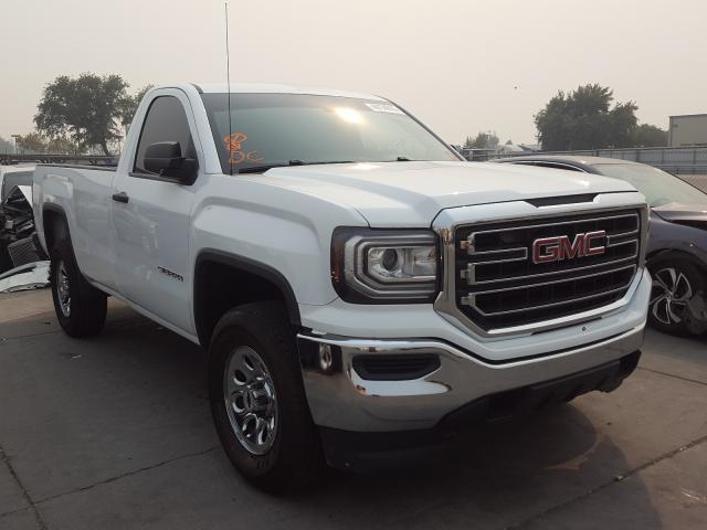 GMC Sierra C15 salvage cars for sale: 2017 GMC Sierra C15
