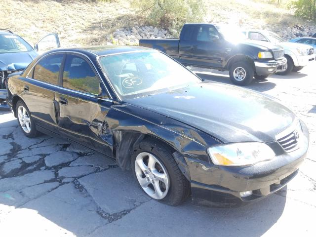 Mazda Millenia salvage cars for sale: 2001 Mazda Millenia