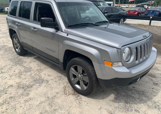 Jeep salvage cars for sale: 2016 Jeep Patriot SP