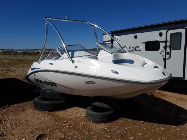Salvage 2006 Seadoo 18' for sale