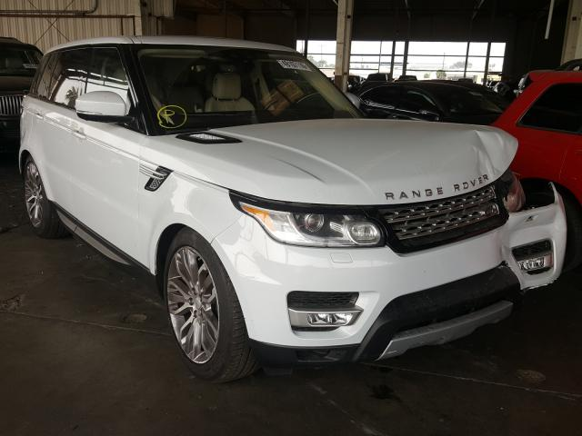 2017 Land Rover Range Rover for sale in Van Nuys, CA