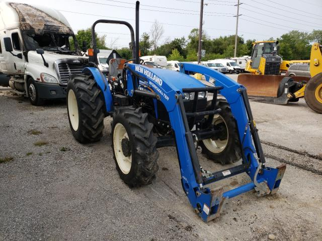 New Holland Tractor salvage cars for sale: 2013 New Holland Tractor