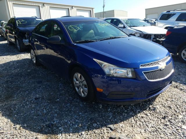 Salvage cars for sale from Copart Gainesville, GA: 2012 Chevrolet Cruze LS
