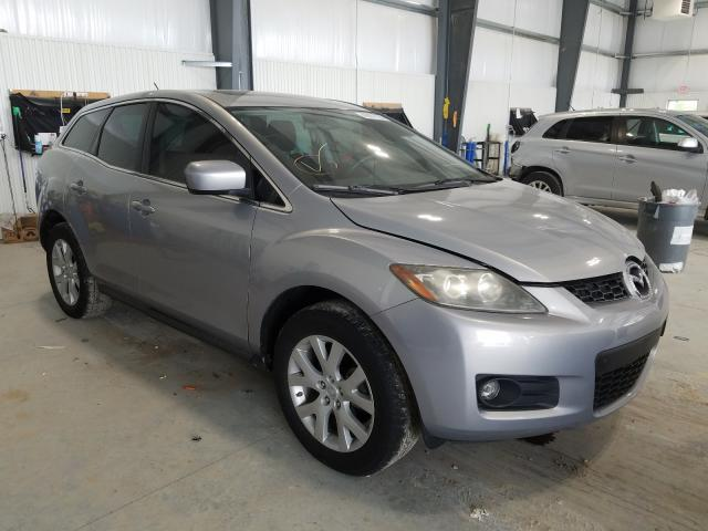 Salvage cars for sale from Copart Greenwood, NE: 2008 Mazda CX-7