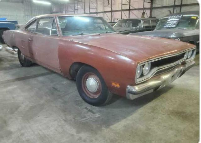 Plymouth salvage cars for sale: 1970 Plymouth 2DR Sedan