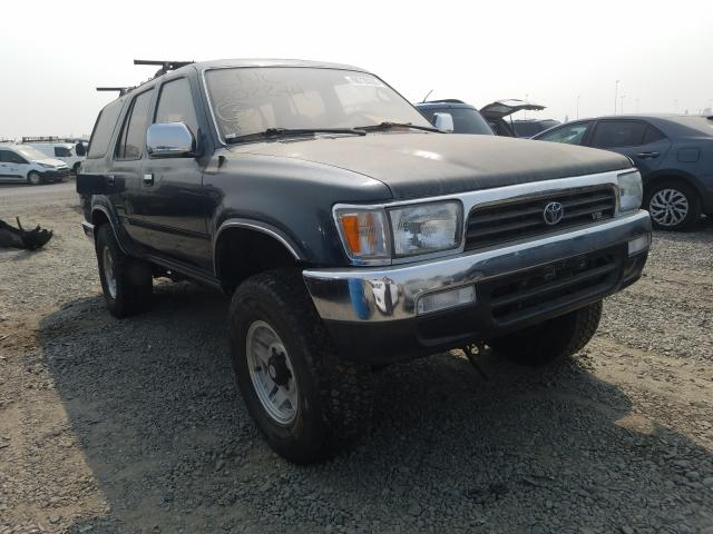 Toyota 4runner VN salvage cars for sale: 1994 Toyota 4runner VN