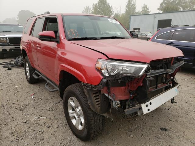 Salvage cars for sale from Copart Portland, OR: 2014 Toyota 4runner SR