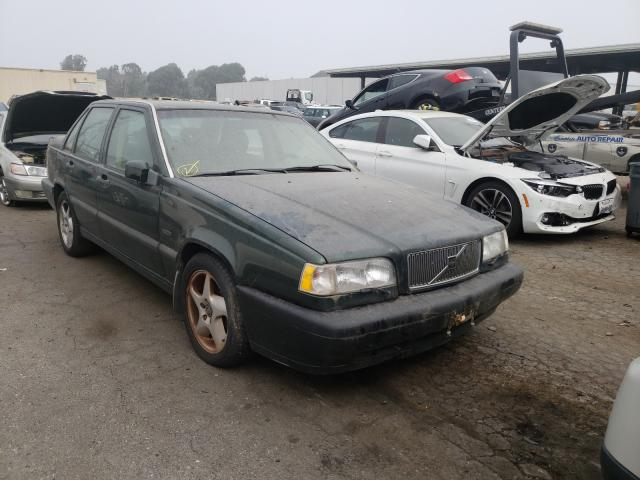 Volvo 850 salvage cars for sale: 1995 Volvo 850