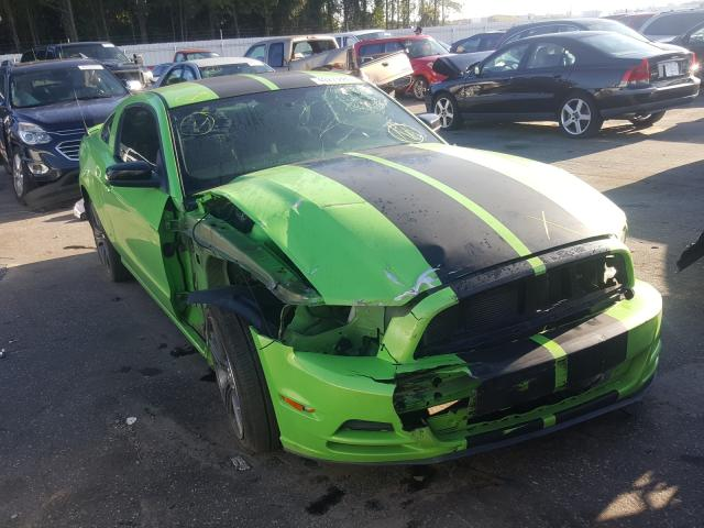 Salvage cars for sale from Copart Dunn, NC: 2013 Ford Mustang