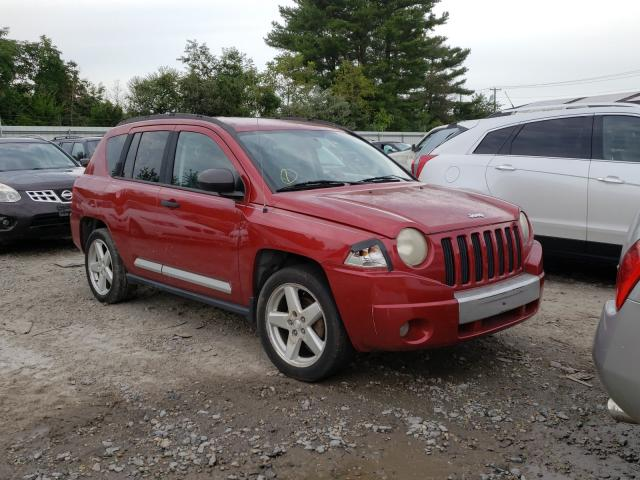 Jeep Compass LI salvage cars for sale: 2007 Jeep Compass LI