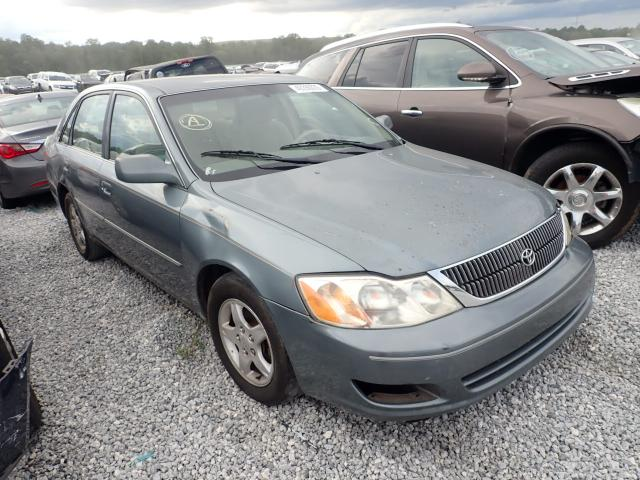 salvage non removable 2000 toyota avalon sedan 4d 3 0l for sale in spartanburg sc 49290020 a better bid car auctions