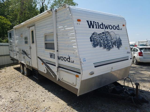 Wildcat salvage cars for sale: 2006 Wildcat Wildwood