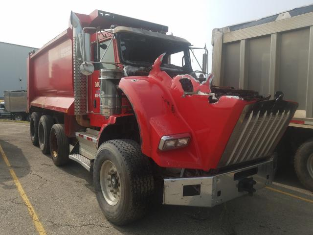 Kenworth salvage cars for sale: 2008 Kenworth Construction