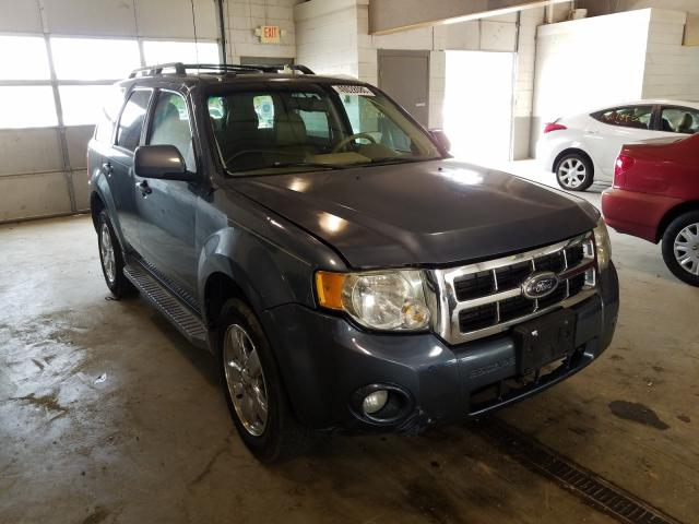 Salvage cars for sale from Copart Sandston, VA: 2011 Ford Escape LIM
