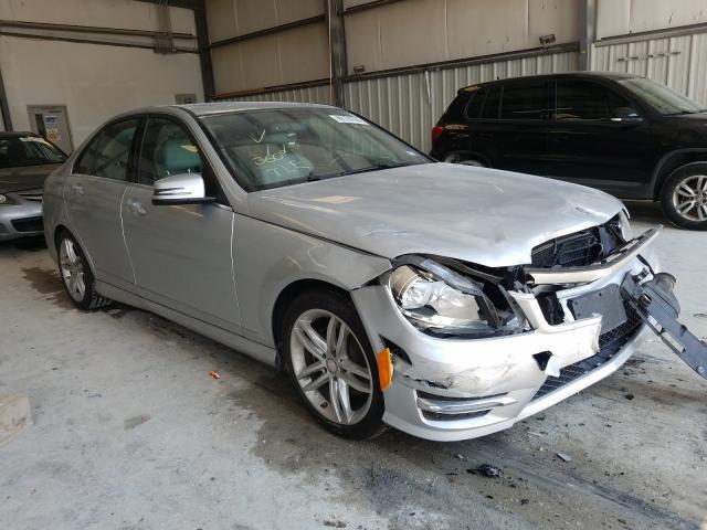 WDDGF4HB4DG102625 2013 Mercedes-Benz C 250 1.8L