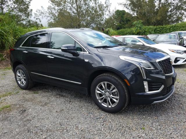 Cadillac XT5 Premium salvage cars for sale: 2020 Cadillac XT5 Premium
