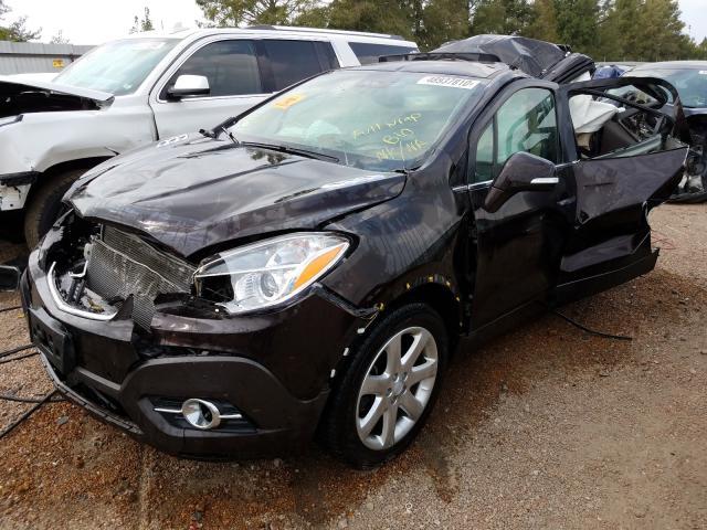 из сша 2015 Buick Encore Pre 1.4L KL4CJHSB3FB265283