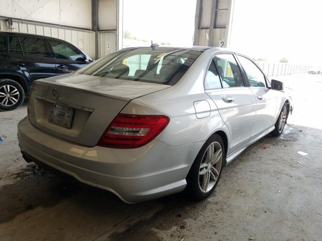 цена в сша 2013 Mercedes-Benz C 250 1.8L WDDGF4HB4DG102625