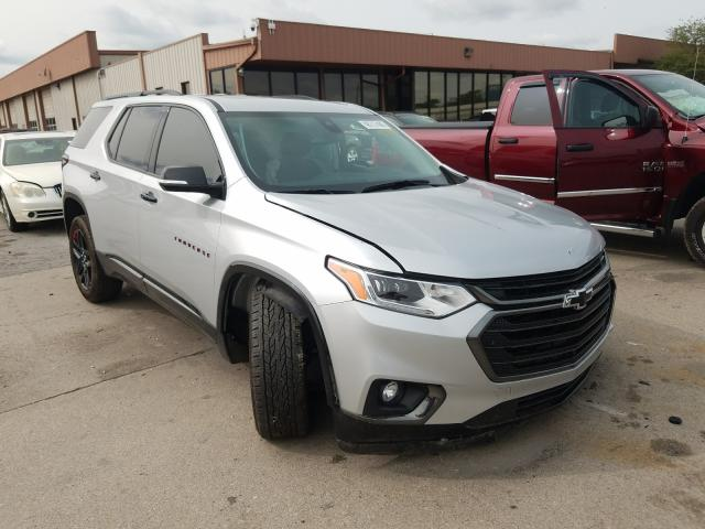 Salvage cars for sale from Copart Fort Wayne, IN: 2019 Chevrolet Traverse P