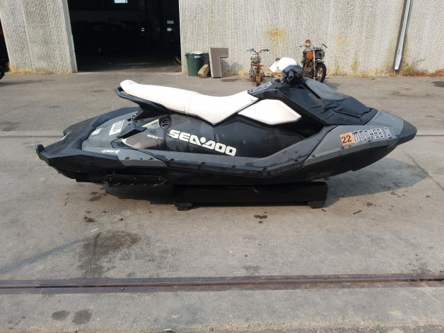 Salvage 2014 Seadoo SPARK 3UP for sale