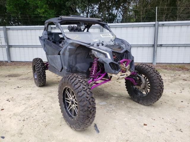 Salvage cars for sale from Copart Ocala, FL: 2018 Can-Am Maverick X