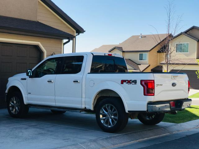 2017 FORD F150 SUPERCREW